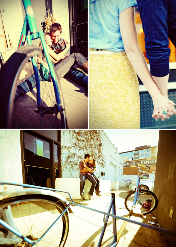 Engagement shoot: Angie + Jeff 2