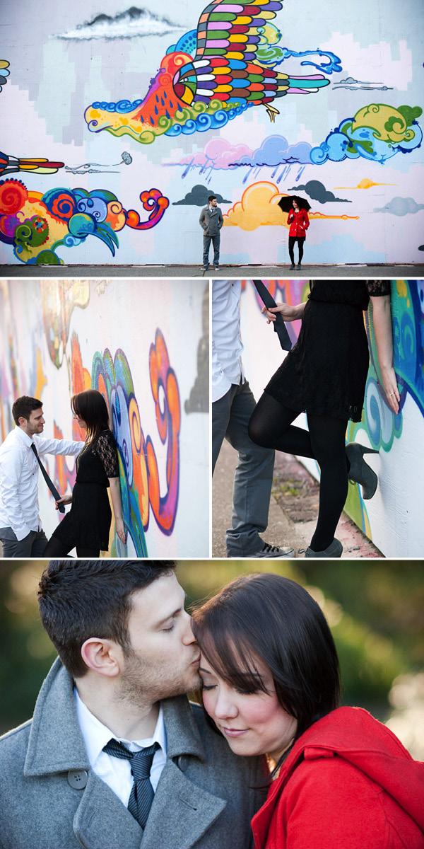 Engagement shoot: Rochelle + Joel 2