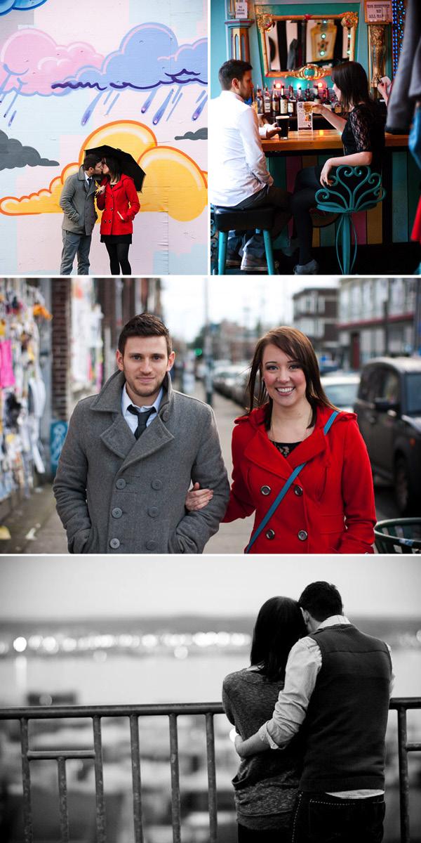 Engagement shoot: Rochelle + Joel 1
