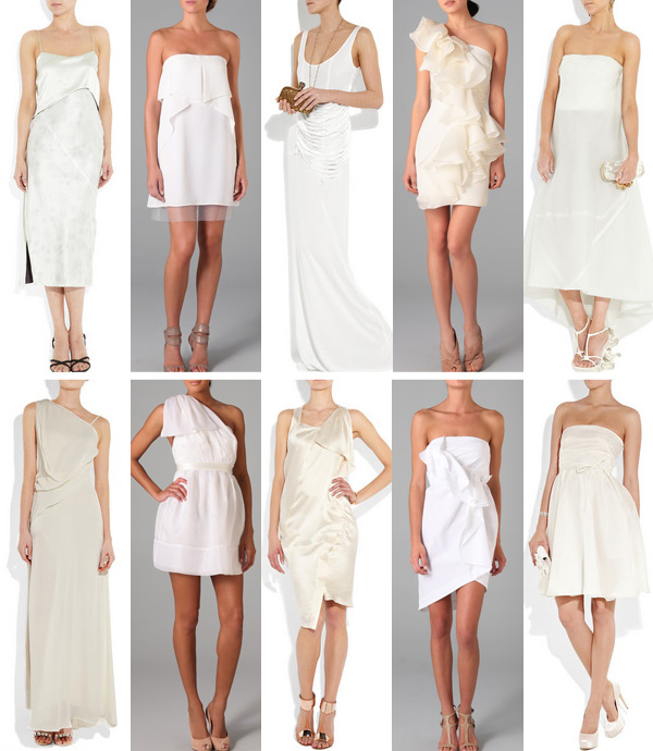 Phi-Style: Reception Dresses 1