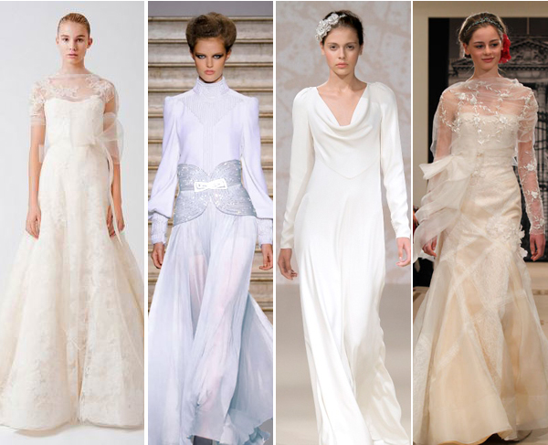 Phi-Style: Long Sleeved Gowns 1