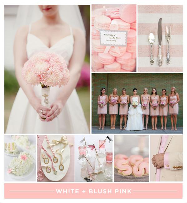 [White +] Blush Pink 1