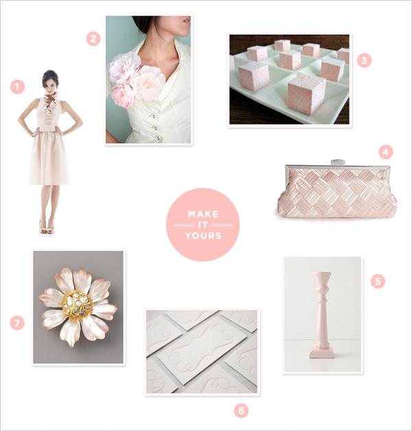 [White +] Blush Pink 2