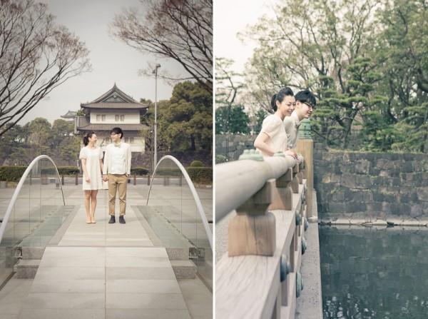 Engagement shoot: Yuki + Yohei 6