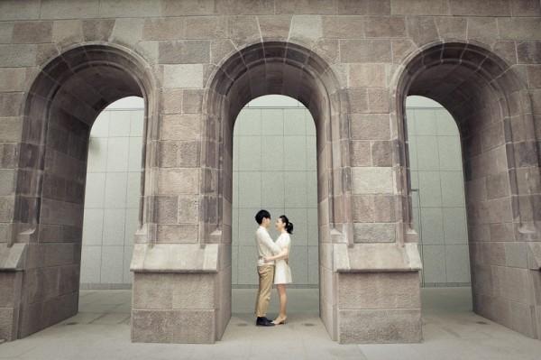 Engagement shoot: Yuki + Yohei 8