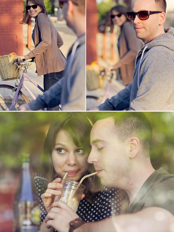 Engagement shoot: Lori + Eric 1