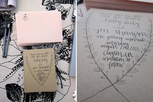 Dear Darling calligraphy 1