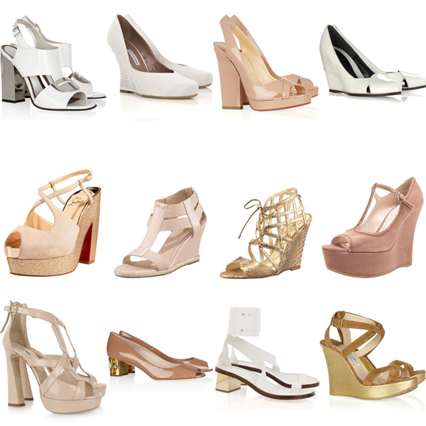 Shoes For Outdoor Wedding Guest