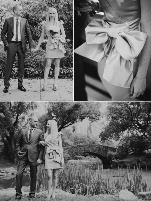 City Hall wedding: Vanessa + Justin 16