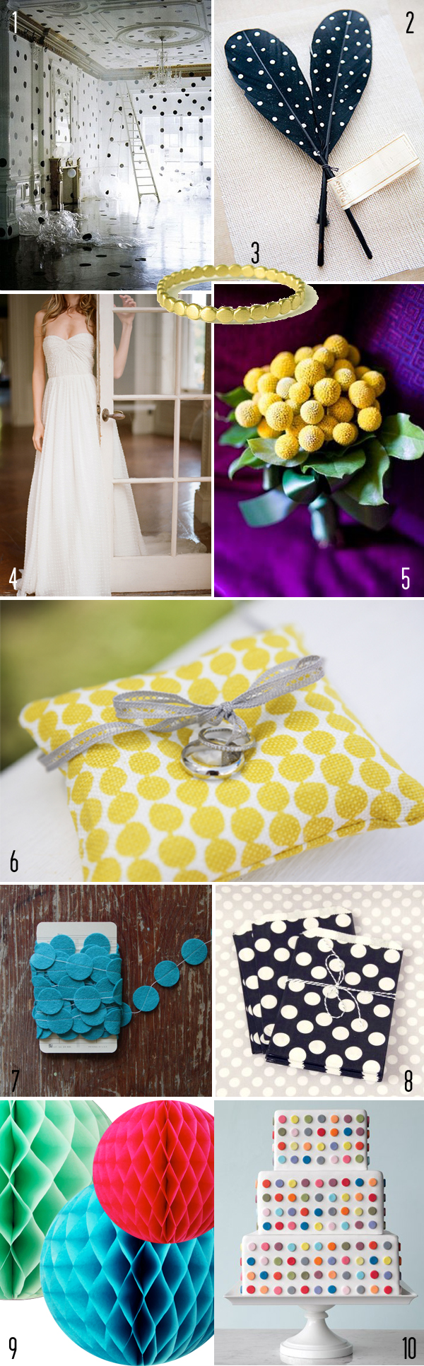 Top 10: Polka-dot details 1