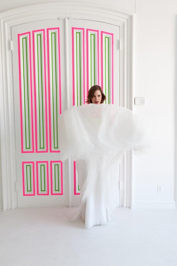 Neon wedding inspiration: Decor 6