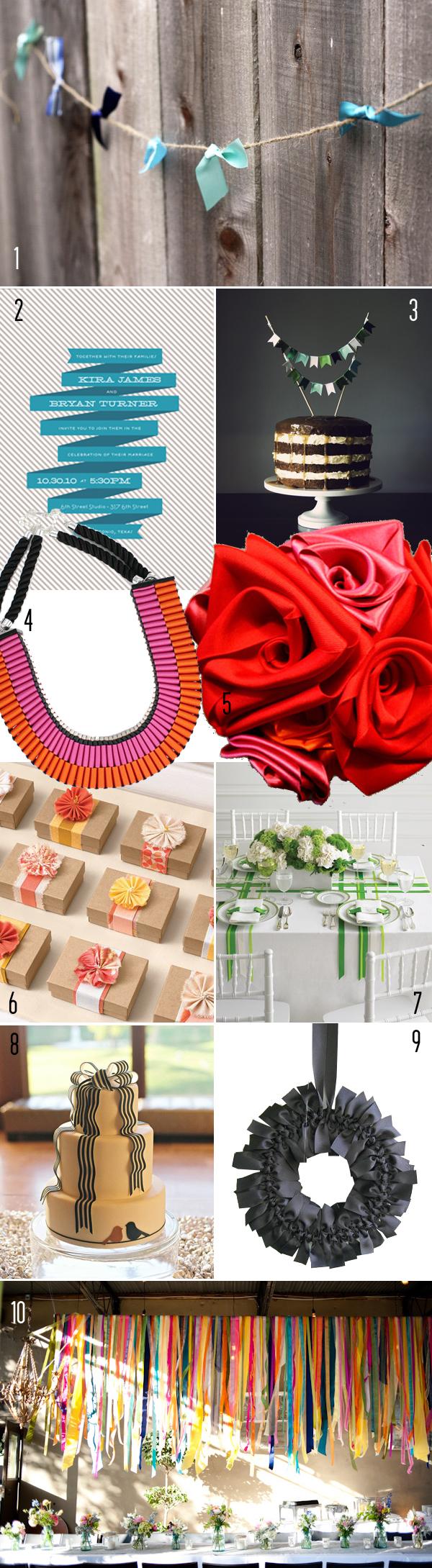 Top 10: Ribbon details 1