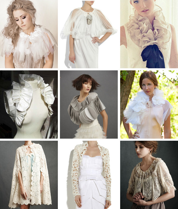 Phi-Style:  Bridal Cover-Ups 1