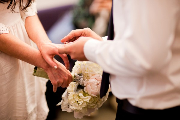 Real wedding: Lisa + Mookie 17