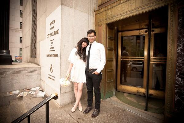Real wedding: Lisa + Mookie 14