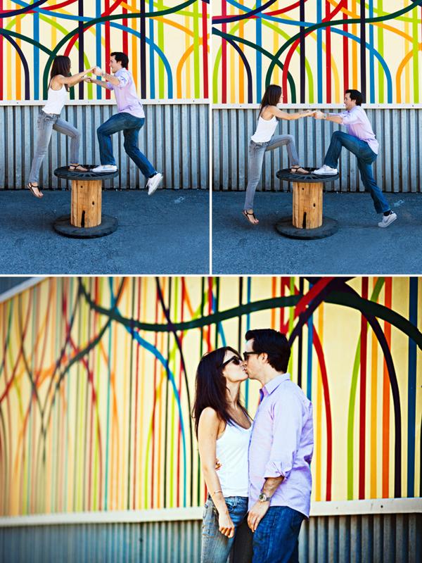 Engagement shoot: Mika + Ryan 9