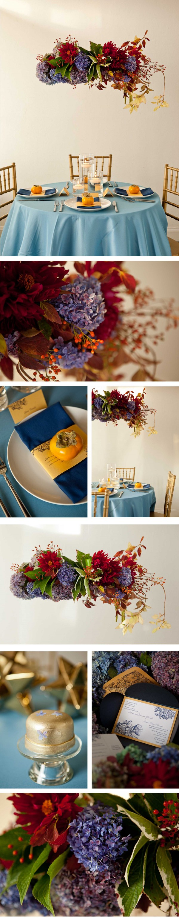 The New Modern: Fall Wreath Table 1