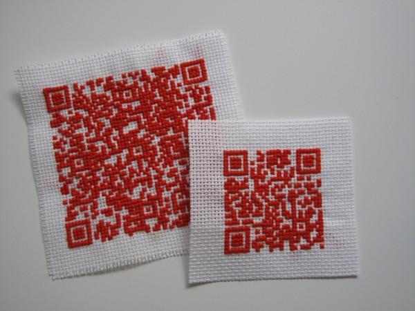 QR Code Valentine DIY 5