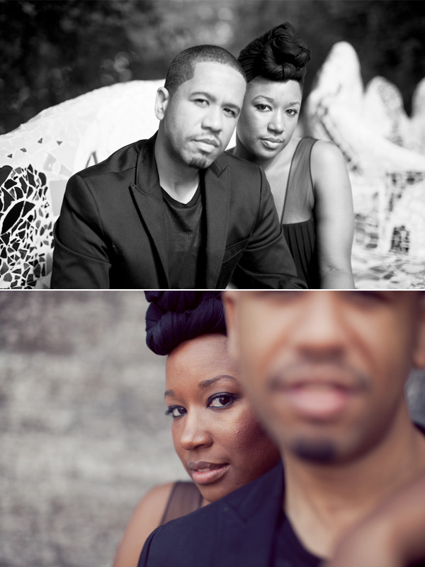 Engagement shoot: Ceilita + Jason 2
