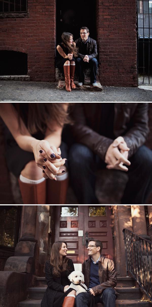 Engagement shoot: Beth + Justin 1