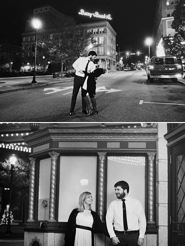 Engagement shoot: Lauren + Phil 1
