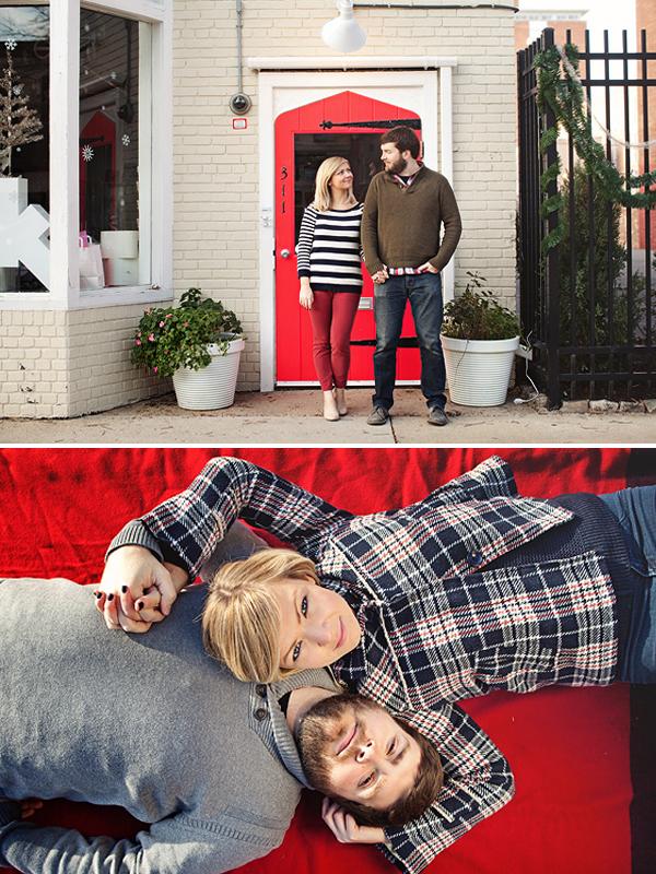 Engagement shoot: Lauren + Phil 2