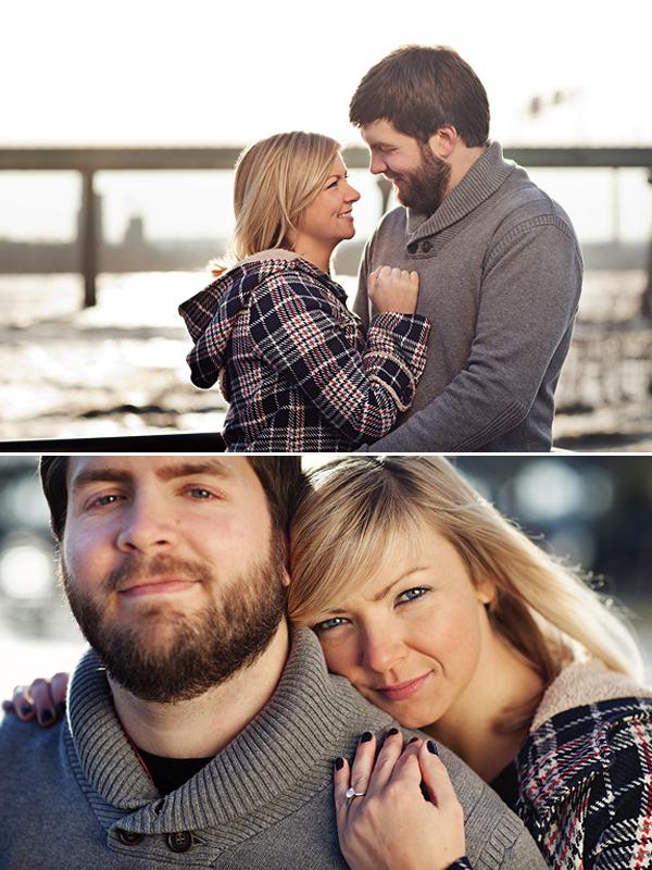 Engagement shoot: Lauren + Phil 3