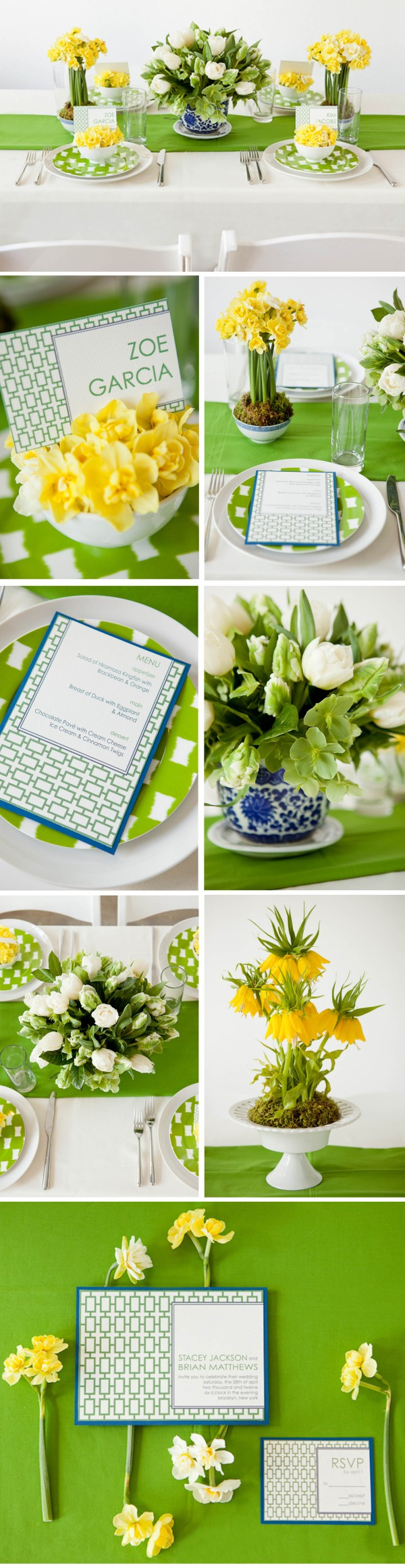The New Modern: Spring Green 1