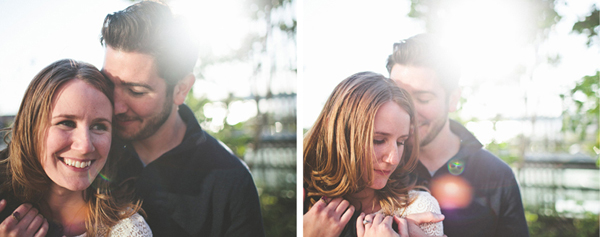 Engagement shoot: Tessa + Dan 1