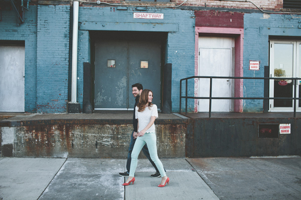 Engagement shoot: Tessa + Dan 11
