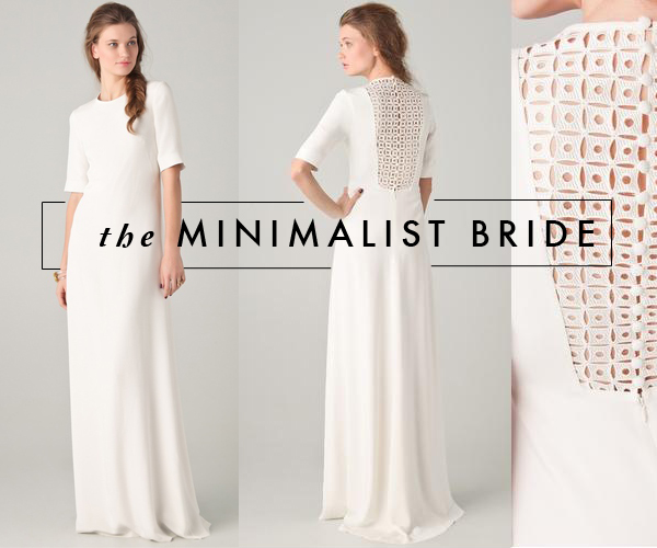 Ensembles: The Minimalist Bride 1