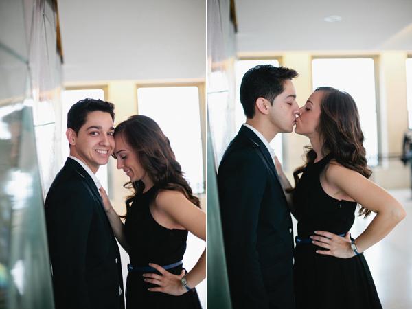 Engagement shoot: Emy + João 1