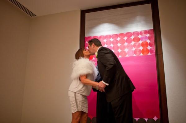 Real wedding: Nancy + Steve 1