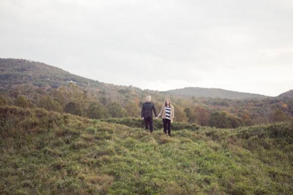 Engagement shoot: Lauren + Josh 1