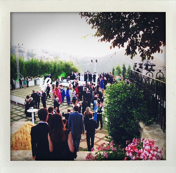 Domaine de Zekrit reception venue