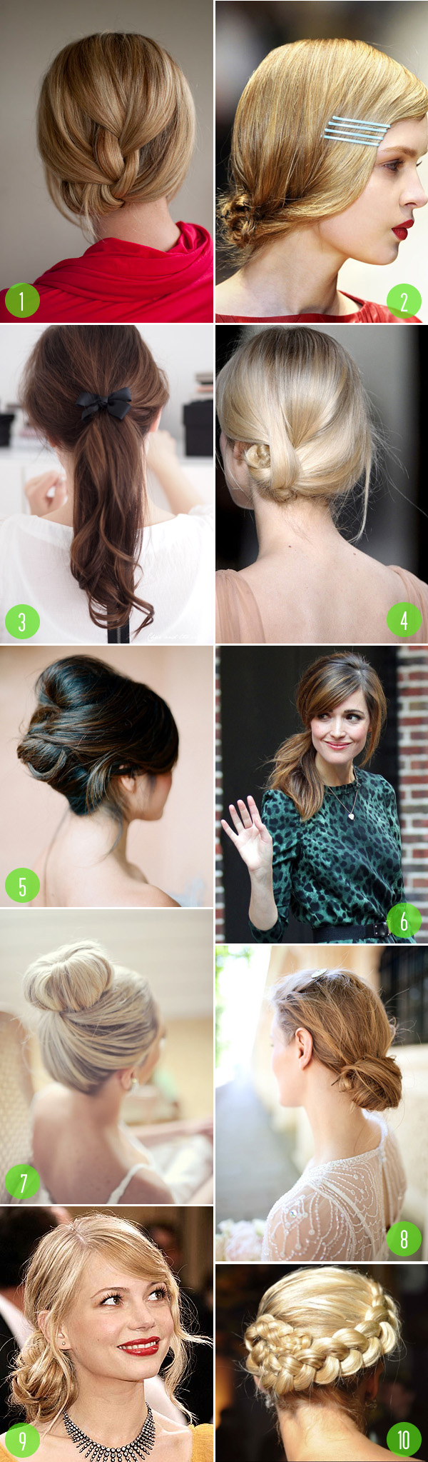 modern bridal hairstyle for weddings