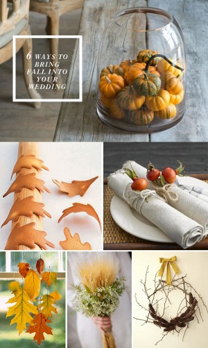 6-ways-to-bring-fall-into-your-wedding