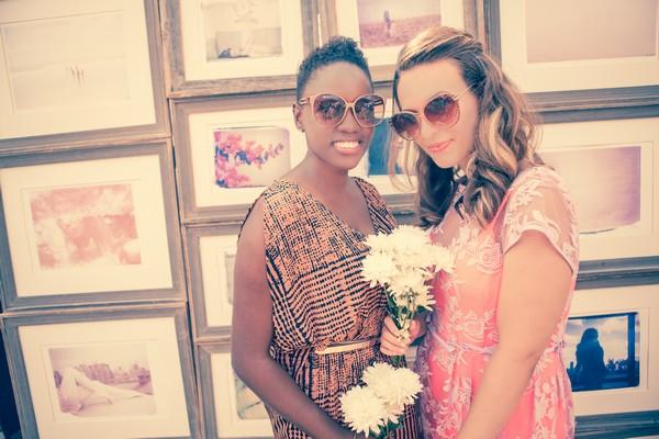 2 laidback brides in brooklyn