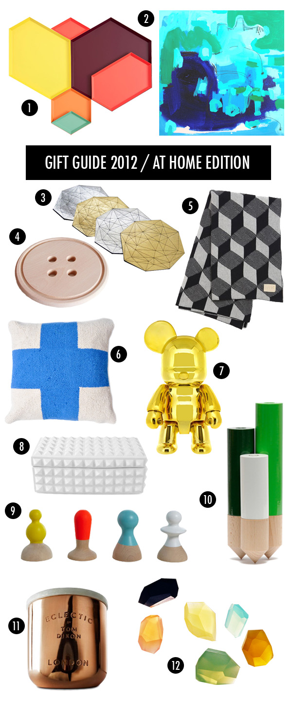Brooklyn Bride modern home giftguide 2012