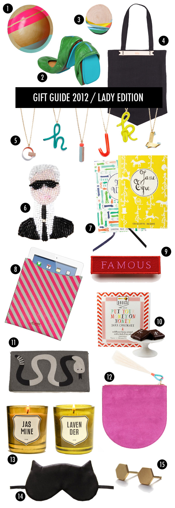 brooklyn bride holiday giftguide for the girls 2012