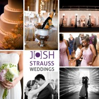 josh strauss weddings