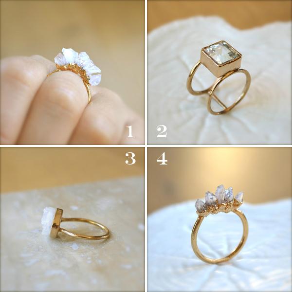 Rings From Illuminance Jewelry