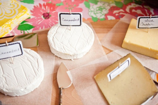 cheese party