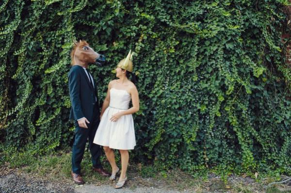 Real Atlanta wedding: Theresa + Jay 1