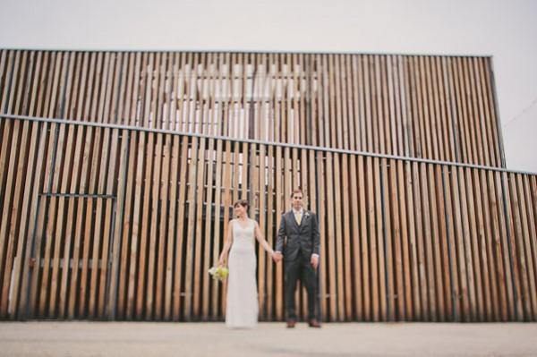 Real Brooklyn wedding: Laura + Aaron 8