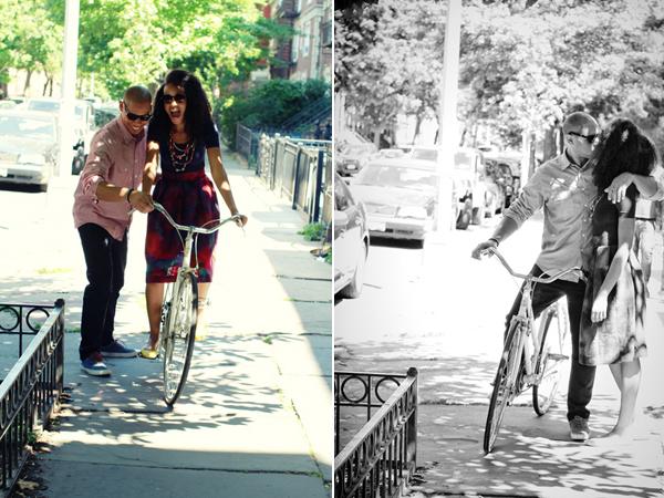 Engagement shoot: Jendayi + Vince 2