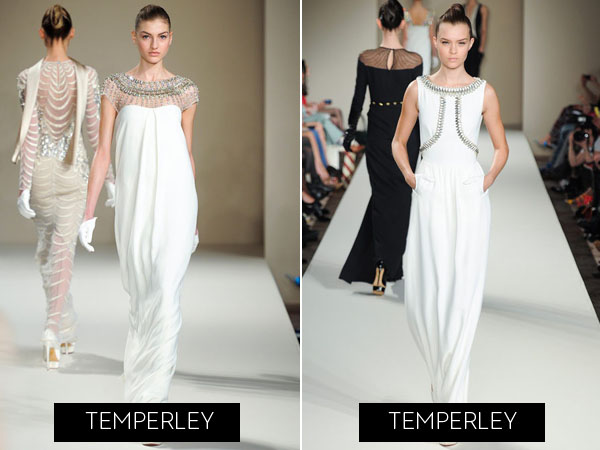 Fall Dresses 2013 Fashion temperley fall pair