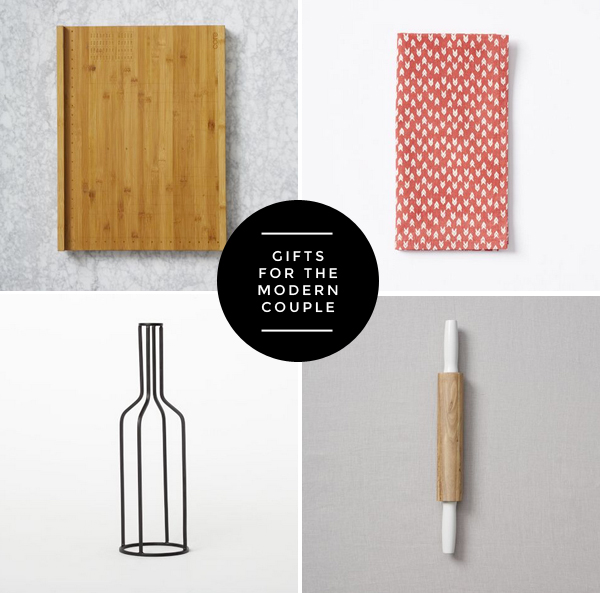 Contemporary Wedding Gifts: Gifts For The Modern Couple