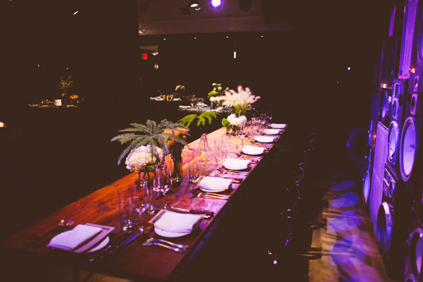 Real wedding angela jason brooklyn bride modern for Ace hotel brooklyn