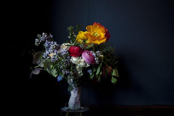 kat flower centerpiece